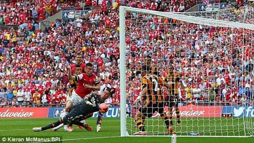 Arsenal - Hull City: Bật tung cảm xúc - 1