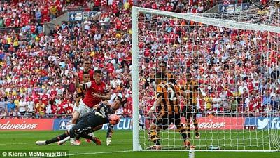 TRỰC TIẾP Arsenal - Hull City: Chấm dứt cơn khát (KT) - 8