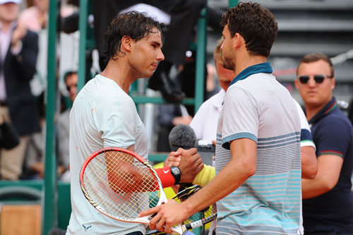 Nadal - Dimitrov: Áp lực khủng khiếp (BK Rome Masters) - 1