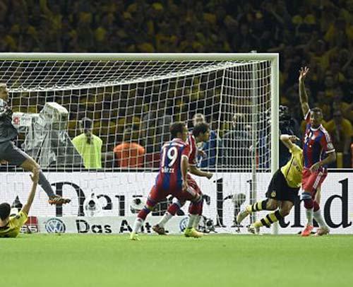 Dortmund – Bayern: Định đoạt ở hiệp phụ - 1