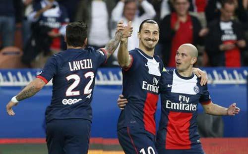PSG – Montpellier: Ngày vui trọn vẹn - 1