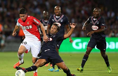 Monaco - Bordeaux: Số điểm kỷ lục - 1
