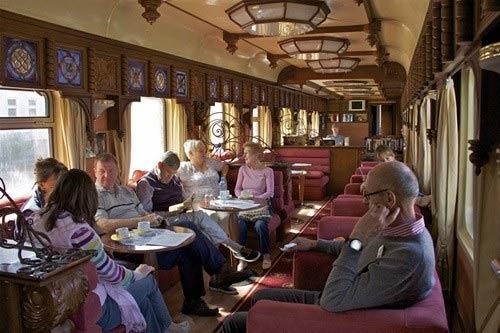 10 chuyến tàu du lịch xa xỉ nhất thế giới - 2
