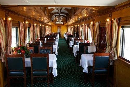 10 chuyến tàu du lịch xa xỉ nhất thế giới - 3
