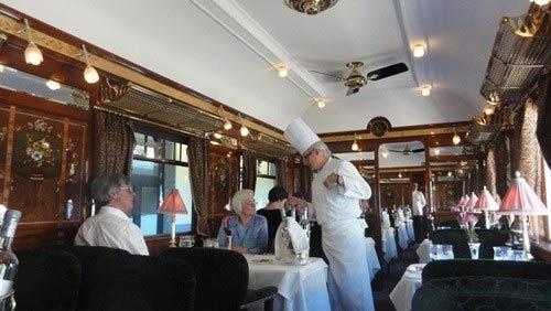 10 chuyến tàu du lịch xa xỉ nhất thế giới - 4