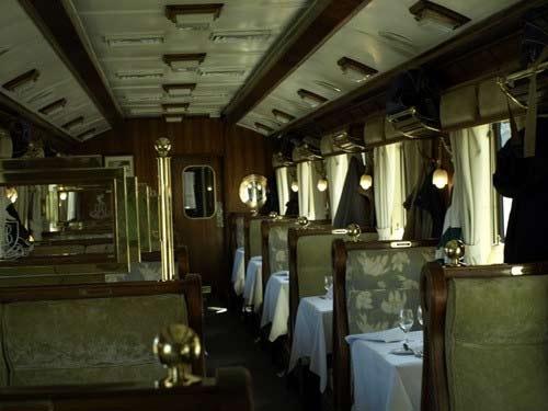 10 chuyến tàu du lịch xa xỉ nhất thế giới - 9