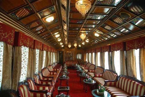 10 chuyến tàu du lịch xa xỉ nhất thế giới - 10