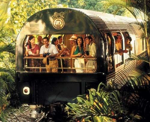 10 chuyến tàu du lịch xa xỉ nhất thế giới - 5