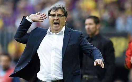 Atletico mừng như mở hội, Barca cay đắng nuốt hận - 1
