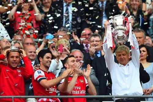 Arsenal: Có hạnh phúc nào ngọt hơn - 2