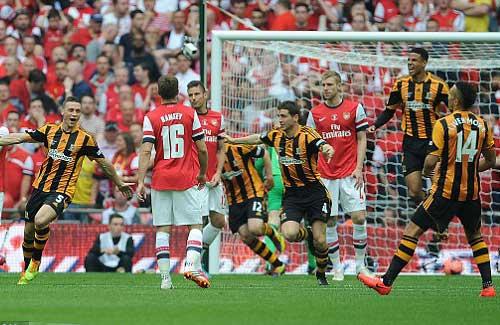 Arsenal: Có hạnh phúc nào ngọt hơn - 1