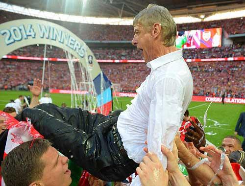Arsenal: Có hạnh phúc nào ngọt hơn - 3