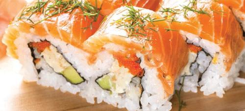 Cách làm sushi - 1