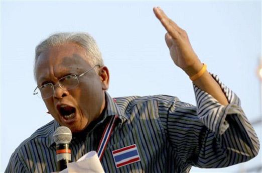 Thái Lan: Biểu tình thề lật đổ chính phủ trước 27/5 - 1