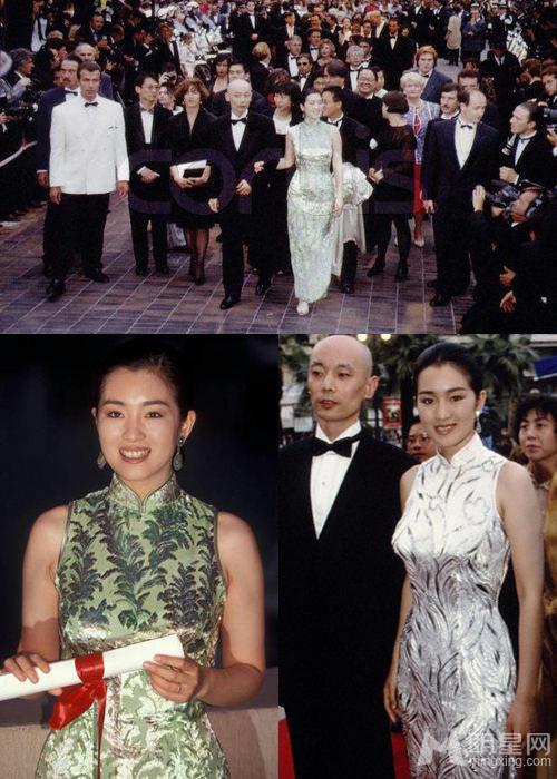 """Chặng đường """"lột xác"""" của mỹ nhân Hoa tại Cannes - 3"""