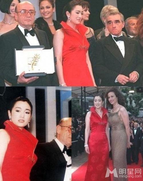 """Chặng đường """"lột xác"""" của mỹ nhân Hoa tại Cannes - 5"""