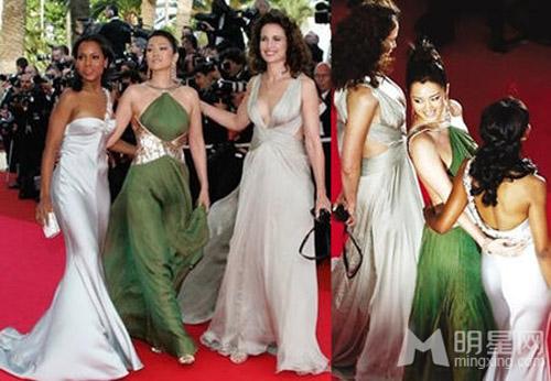 """Chặng đường """"lột xác"""" của mỹ nhân Hoa tại Cannes - 6"""
