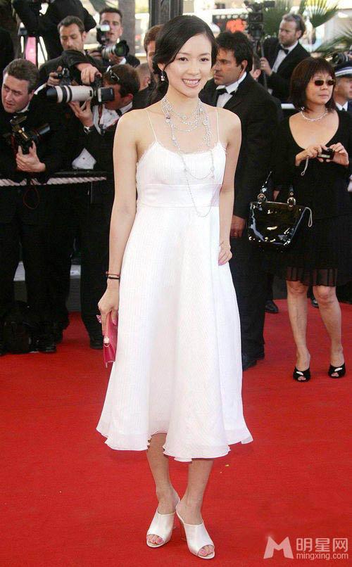 """Chặng đường """"lột xác"""" của mỹ nhân Hoa tại Cannes - 9"""