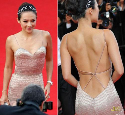 """Chặng đường """"lột xác"""" của mỹ nhân Hoa tại Cannes - 10"""