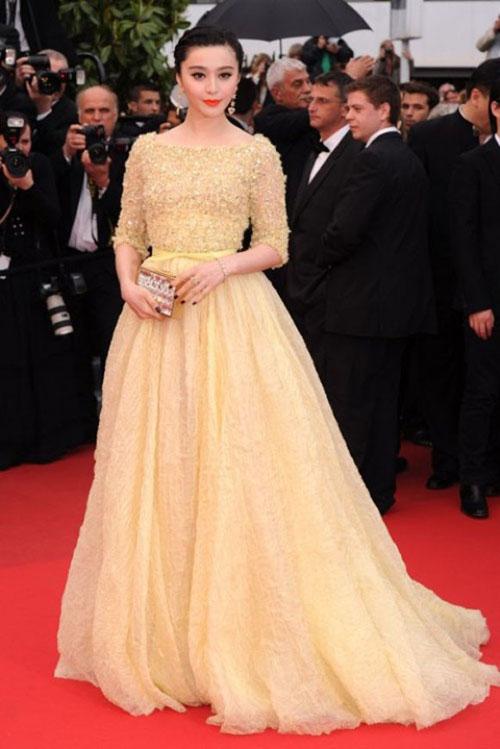 """Chặng đường """"lột xác"""" của mỹ nhân Hoa tại Cannes - 14"""