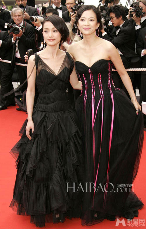 """Chặng đường """"lột xác"""" của mỹ nhân Hoa tại Cannes - 18"""