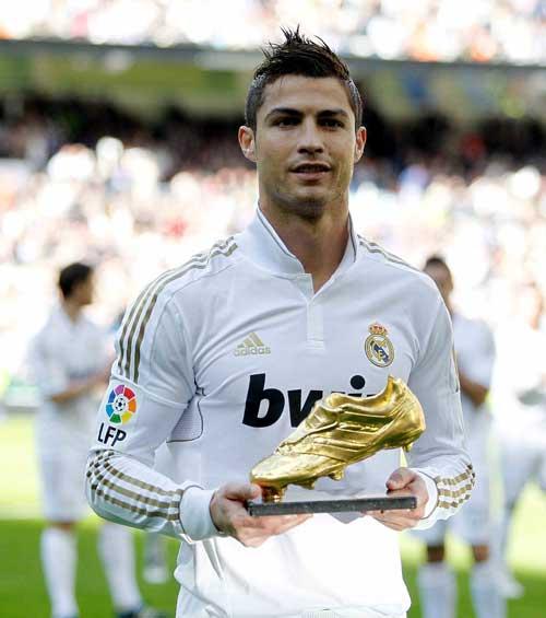 CR7 giành Pichichi, giày vàng: Điểm hẹn Lisbon - 1