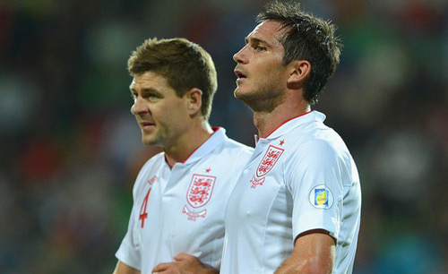World Cup còn 26 ngày: Lampard làm đội phó ĐT Anh - 1