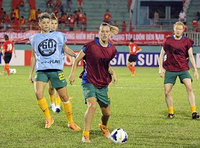 TRỰC TIẾP Việt Nam – Úc: Đá play-off (KT) - 3