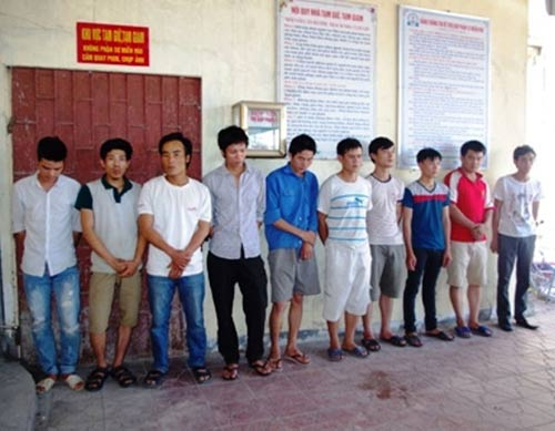 Xô xát ở KCN Vũng Áng: Khởi tố, bắt giam 16 bị can - 1