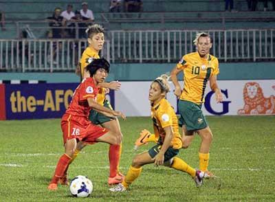 TRỰC TIẾP Việt Nam – Úc: Đá play-off (KT) - 5