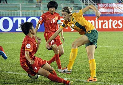 TRỰC TIẾP Việt Nam – Úc: Đá play-off (KT) - 6