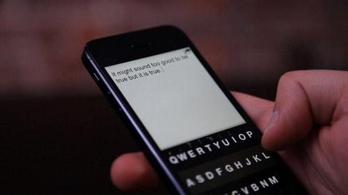 Phá kỷ lục nhắn tin điện thoại nhanh nhất thế giới - 2