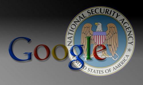 """Google có """"quan hệ thân thiết"""" với NSA? - 1"""