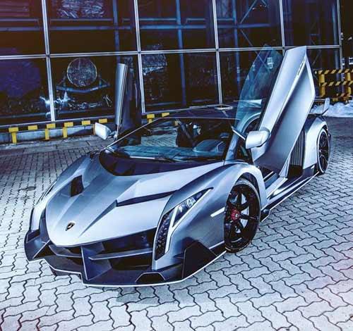 Lamborghini Veneno cuối cùng đến Hồng Kông - 1