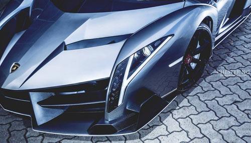 Lamborghini Veneno cuối cùng đến Hồng Kông - 3