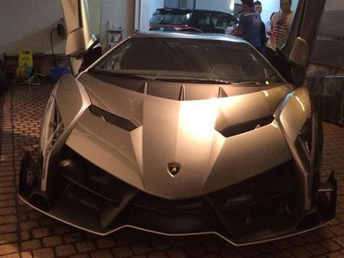 Lamborghini Veneno cuối cùng đến Hồng Kông - 4
