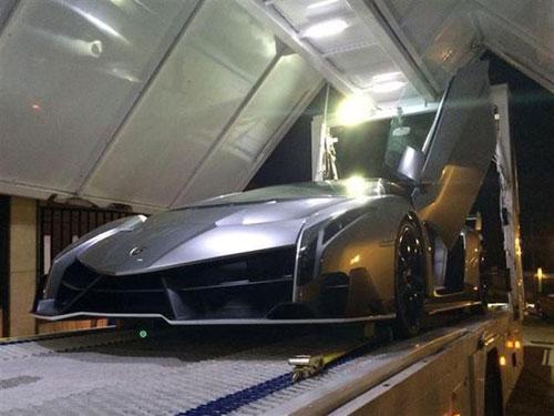 Lamborghini Veneno cuối cùng đến Hồng Kông - 5