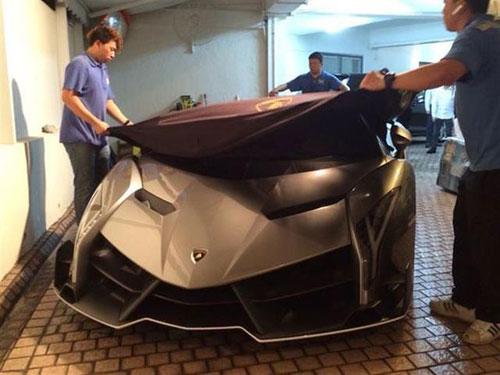 Lamborghini Veneno cuối cùng đến Hồng Kông - 6