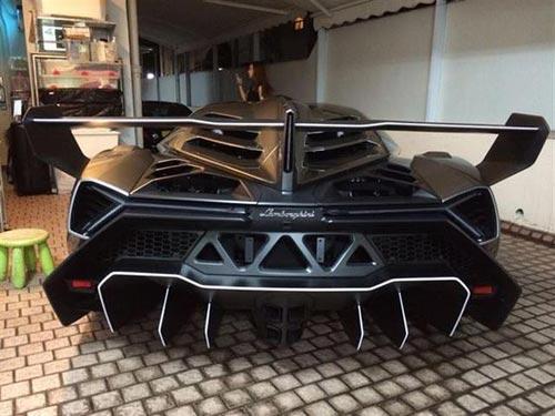 Lamborghini Veneno cuối cùng đến Hồng Kông - 7