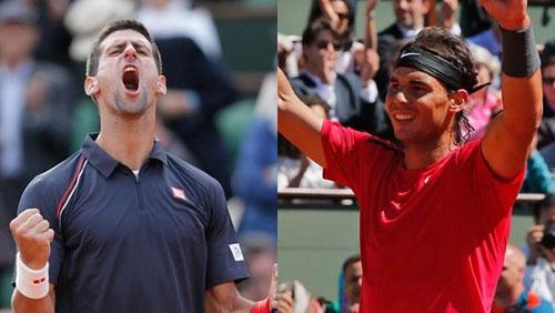 Nadal - Djokovic: Cảm xúc bất tận (CK Rome Masters) - 1