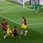 Bóng đá - Siêu bàn thắng của Alexis không cứu nổi Barca