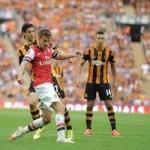 Bóng đá - Arsenal - Hull City: Bật tung cảm xúc