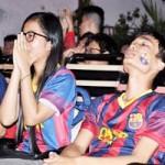 """Bóng đá - Cules Việt Nam khóc nức nở khi Barca """"mất mùa"""""""