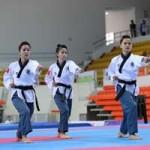 Thể thao - Taekwondo VN dự giải châu Á: 3 cô gái vàng vắng Thu Ngân