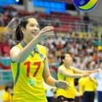 Thể thao - Ngắm các hotgirl bóng chuyền Việt Nam