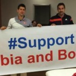 Thể thao - Djokovic chỉ trích truyền thông vì lũ lụt ở Serbia