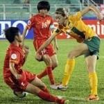 Bóng đá - TRỰC TIẾP Việt Nam – Úc: Đá play-off (KT)
