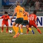 Bóng đá - ĐT nữ Việt Nam - Úc: Ý chí sắt đá