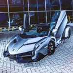 Ô tô - Xe máy - Lamborghini Veneno cuối cùng đến Hồng Kông