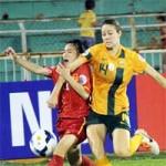 Bóng đá - ĐT nữ Việt Nam đã thiếu may mắn trước Úc
